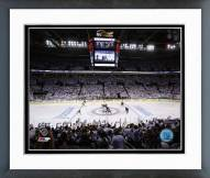 Winnipeg Jets MTS Centre Framed Photo