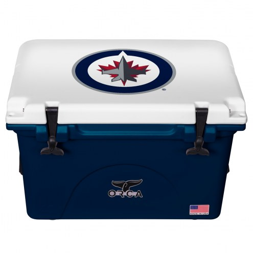 Winnipeg Jets ORCA 40 Quart Cooler