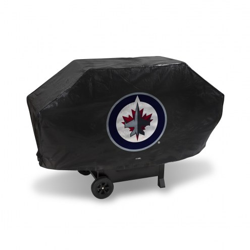 Winnipeg Jets Padded Grill Cover