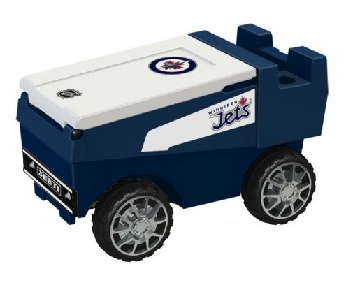 Winnepeg Jets Remote Control Zamboni Cooler