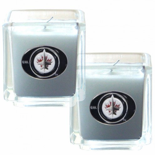 Winnipeg Jets Scented Candle Set