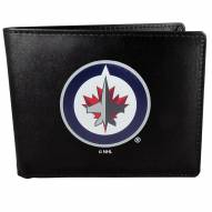 Winnipeg Jets Large Logo Bi-fold Wallet