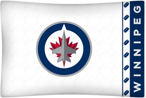 Winnipeg Jets Pillow Case