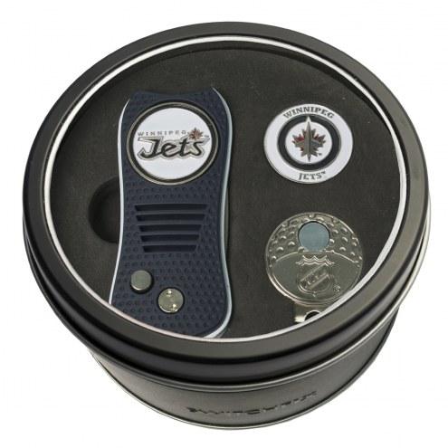Winnipeg Jets Switchfix Golf Divot Tool, Hat Clip, & Ball Marker