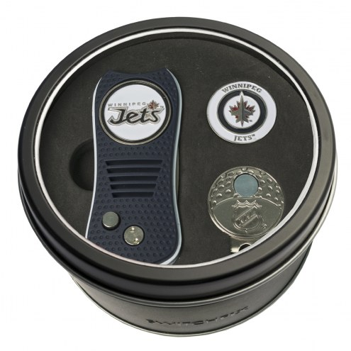 Winnipeg Jets Switchfix Golf Divot Tool, Hat Clip, & Ball Marker