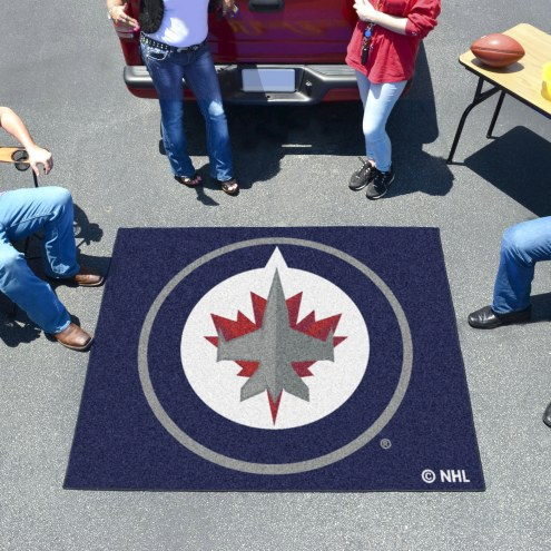 Winnipeg Jets Tailgate Mat
