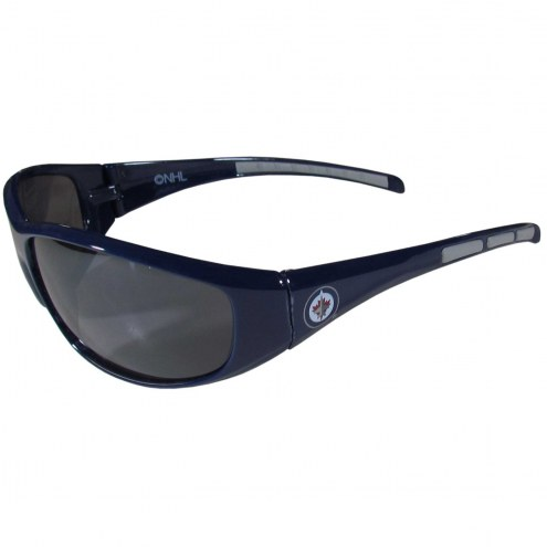 Winnipeg Jets Wrap Sunglasses
