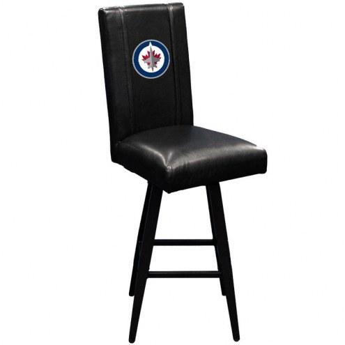 Winnipeg Jets XZipit Swivel Bar Stool 2000