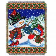 Winter Pals Throw Blanket