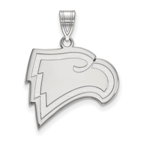Winthrop Eagles Sterling Silver Large Pendant