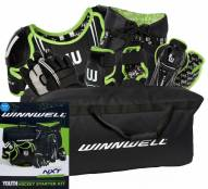 Winnwell NXT Youth Hockey Starter Kit - Re-Packaged