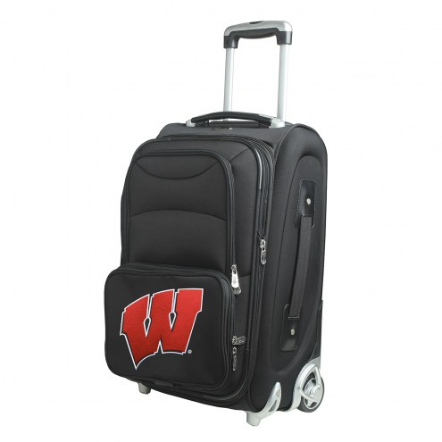"Wisconsin Badgers 21"" Carry-On Luggage"