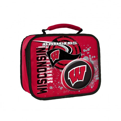 Wisconsin Badgers Accelerator Lunch Box
