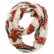 Wisconsin Badgers Alternate Sheer Infinity Scarf