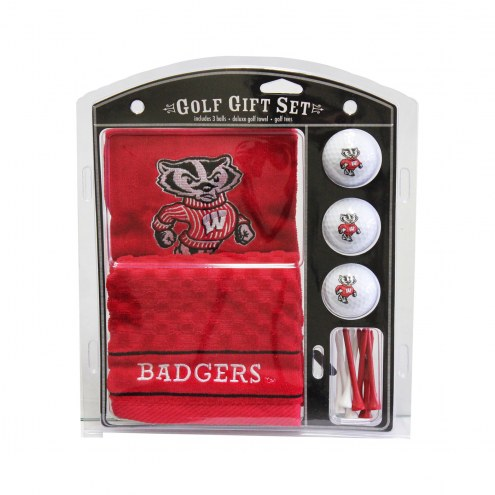 Wisconsin Badgers Alumni Golf Gift