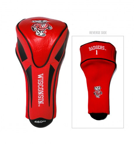 Wisconsin Badgers Apex Golf Driver Headcover