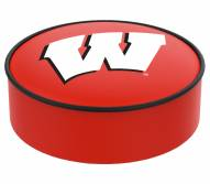 Wisconsin Badgers Bar Stool Seat Cover