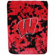 Wisconsin Badgers Bedspread