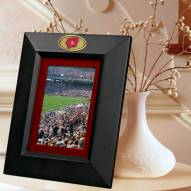 Wisconsin Badgers Black Picture Frame