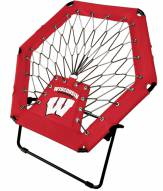 Wisconsin Badgers Bungee Chair