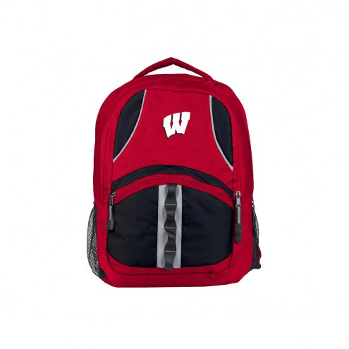 Wisconsin Badgers Captain Backpack