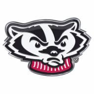Wisconsin Badgers Color Car Emblem