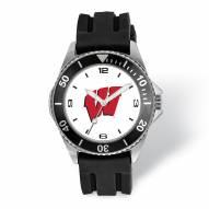 Wisconsin Badgers Collegiate Gents Watch