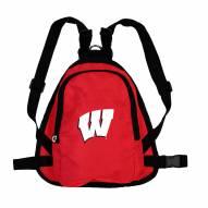 Wisconsin Badgers Dog Mini Backpack