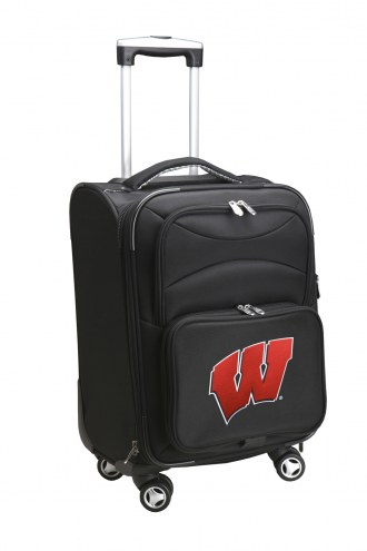 Wisconsin Badgers Domestic Carry-On Spinner