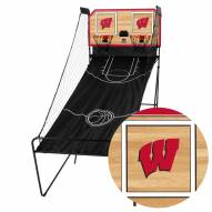 Wisconsin Badgers Double Shootout Basketball Game