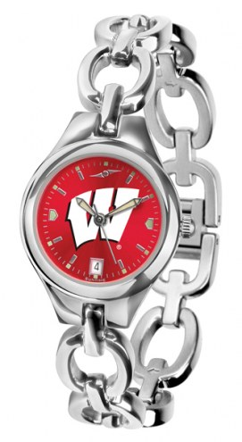 Wisconsin Badgers Eclipse AnoChrome Women's Watch