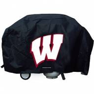Wisconsin Badgers Economy Grill Cover