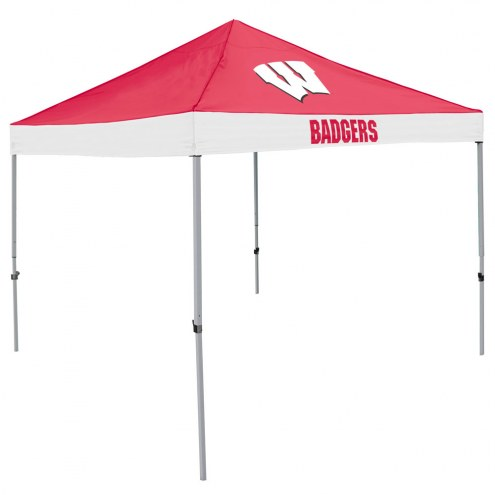 Wisconsin Badgers Economy Tailgate Canopy Tent