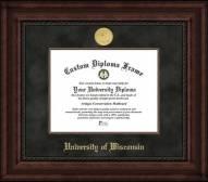 Wisconsin Badgers Executive Diploma Frame