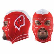 Wisconsin Badgers Fan Mask
