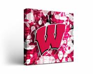 Wisconsin Badgers Fight Song Canvas Wall Art