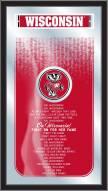 Wisconsin Badgers Fight Song Mirror