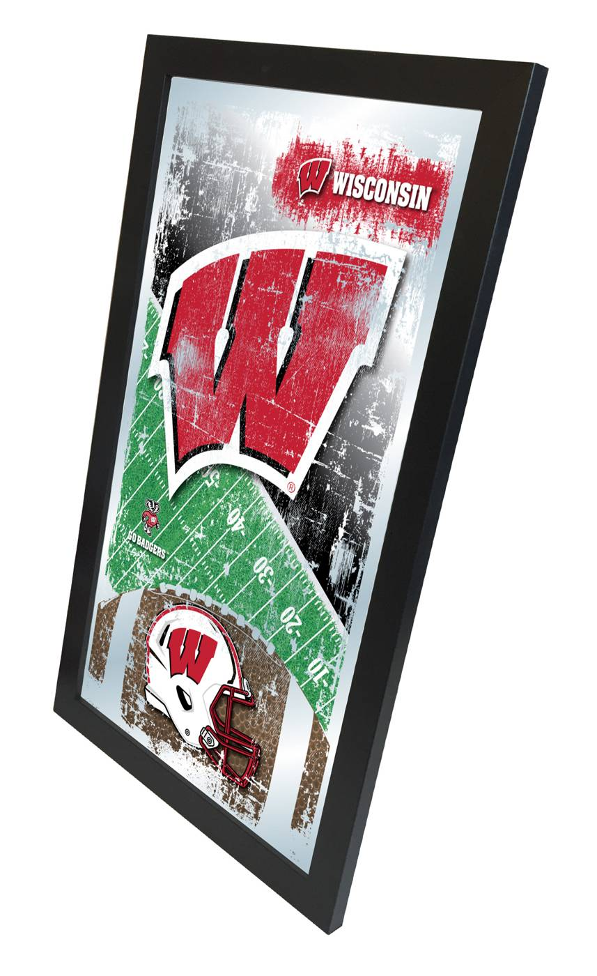 Wisconsin Badgers Football Mirror