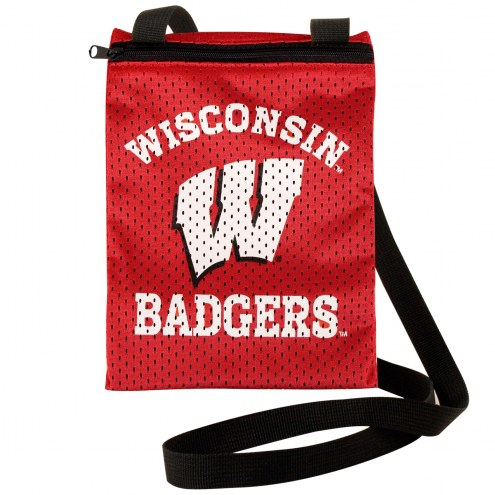 Wisconsin Badgers Game Day Pouch