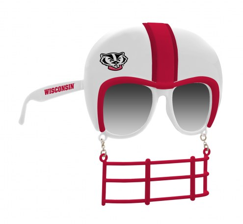 Wisconsin Badgers Game Shades Sunglasses