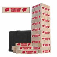 Wisconsin Badgers Gameday Tumble Tower