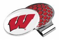 Wisconsin Badgers Golf Clip