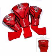 Wisconsin Badgers Golf Headcovers - 3 Pack