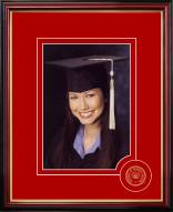 Wisconsin Badgers Graduate Portrait Frame