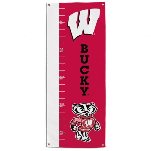 Wisconsin Badgers Growth Chart