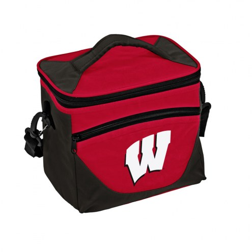 Wisconsin Badgers Halftime Lunch Box