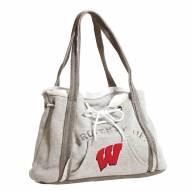 Wisconsin Badgers Hoodie Purse