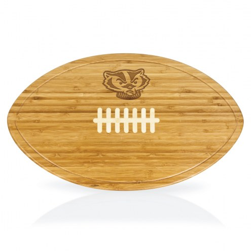 Wisconsin Badgers Kickoff Cutting Board