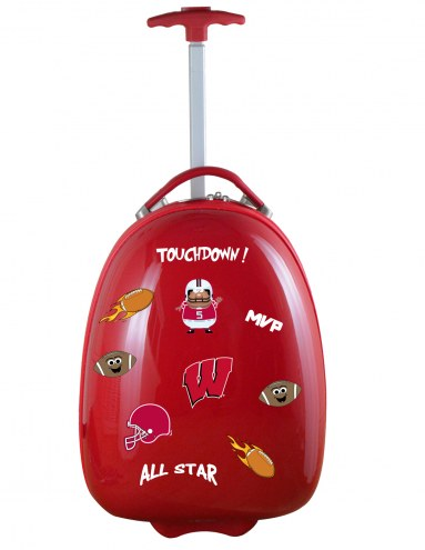 Wisconsin Badgers Kid's Luggage