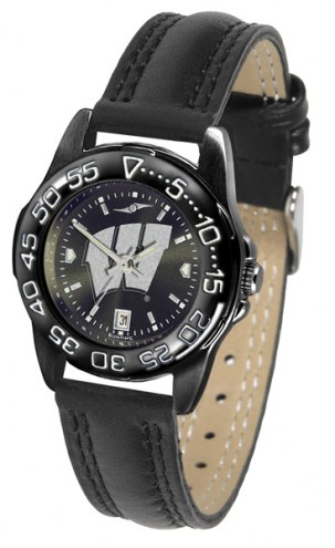 Wisconsin Badgers Ladies Fantom Bandit Watch